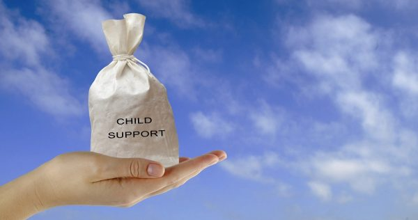does a second job affect child support