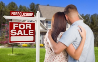 divorce and foreclosure