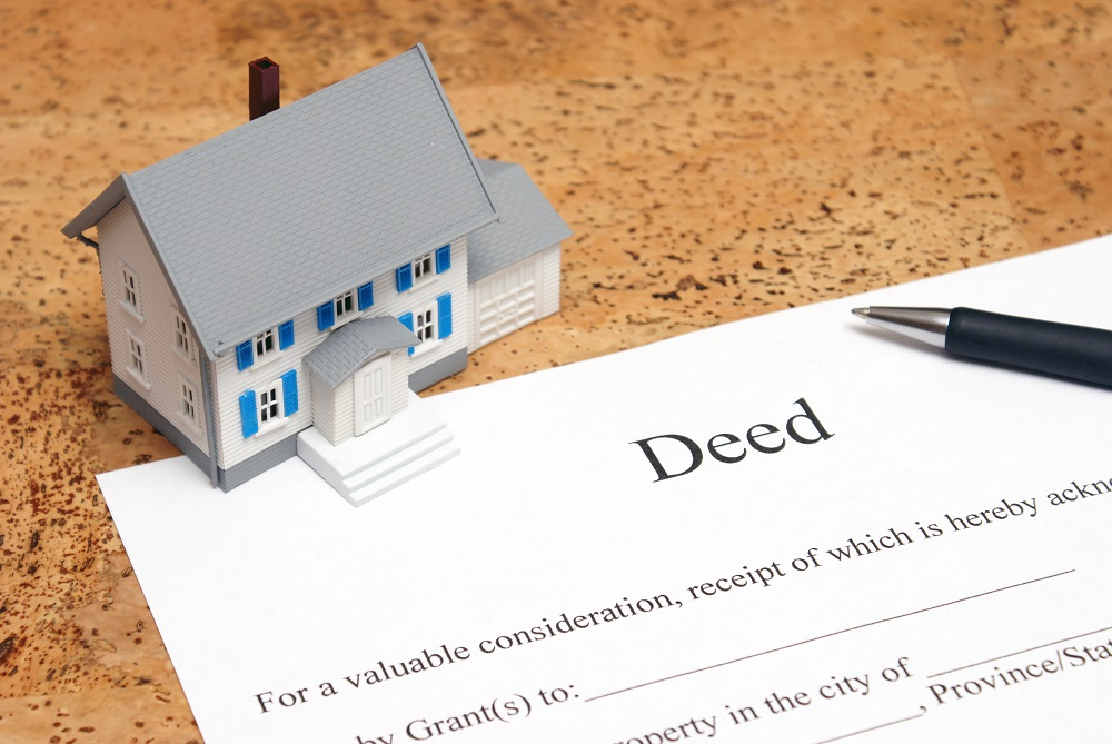 Divorce and the Disclaimer Deed Arizona